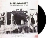 RISE AGAINST The Eco-Terrorist In Me Vinyl Record 7 Inch Interscope 2015